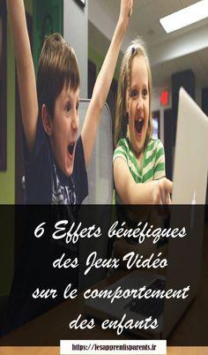 6 Effets Bénéfiques des Jeux Vidéo sur le comportement des enfants