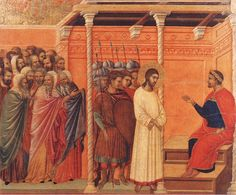Brunelleschi Paintings | Crucifix - Filippo Brunelleschi Gallery - Religious Painting Art