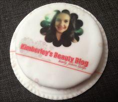 Kimberley's Beauty Blog: Baker Days Letterbox Cake Review