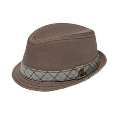 Tar Pits Fedora Forest, $19,  by Goorin Bros of PIttsburgh !!