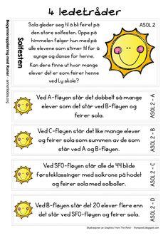 Fire ledetråder x 3 på en fredag – Begynneropplæring med Runar