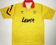 1991-93 Sheffield United Away Shirt M