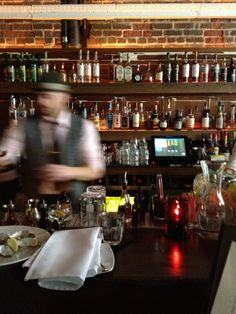 Burritt Room + Tavern in San Francisco, CA