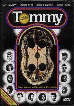 The Who: 1975 musical film 'Tommy' featured Roger Daltrey,Tina Turner, Elton… Oliver Reed, Roger Daltrey, Ann Margret, Tommy Musical, Musical Film, Keith Moon, Tina Turner, Sophie Turner, Jack Nicholson