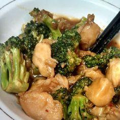 Easy Chicken w/Broccoli recipe snapshot