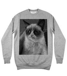 Grumpy cat sweatshirt!