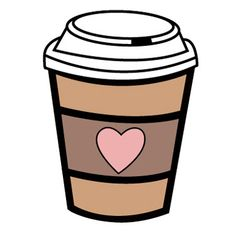 starbucks coffee clip art espresso clipart hot chocolate latte rh pinterest com Black to Go Coffee Cup Clip Art Go to Starbucks Coffee Cup Clip Art