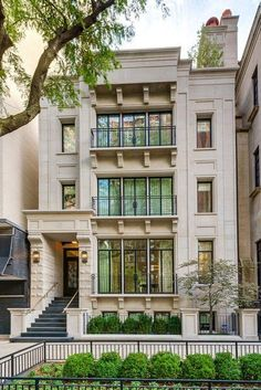 Ideas Apartment Building Exterior Architecture Balconies For 2019 Building Exterior, Building Design, Building Ideas, Facade Design, Exterior Design, Townhouse Designs, Classic Building, Facade Architecture, Computer Architecture