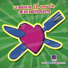 Cocinamos con amor... #LaPanzaesPrimero #CocinaMexMex #ActitudPanza www.lapanzaesprimero.com