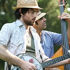 It's no secret that we at Southern Living are pretty big fans of The Avett Brothers. Banjos and cellos? Soulful songwriting? Country boys who grow tomatoes and can flat out rock a 3-piece suit? Yes, please.