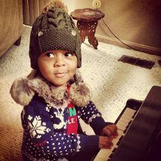 Kid Cudi's daughter, Vada