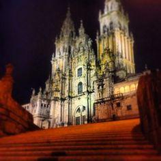 From Santiago de Compostela
