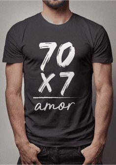 New T Shirt Design, Shirt Print Design, Shirt Designs, Best Mens T Shirts, Cool Shirts, T Shirts For Women, Christian Tee Shirts, Christian Clothing, Jesus Clothes