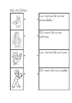 Caaco dos 1314_mt117_r1_comprensio_lectora_1_provisional Catalan Language, Capes, Sistema Solar, Lectures, Conte, Kids Education, Speech Therapy, Valencia, Trip Planning
