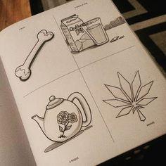 642 things to draw... suite 2 - Shandara.net