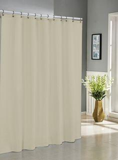 Everett Jacquard Shower Curtain