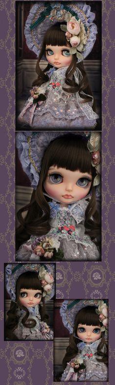 Custom Blythe Dolls: Love Fairy Custom Blythe Doll - A Rinkya Blog