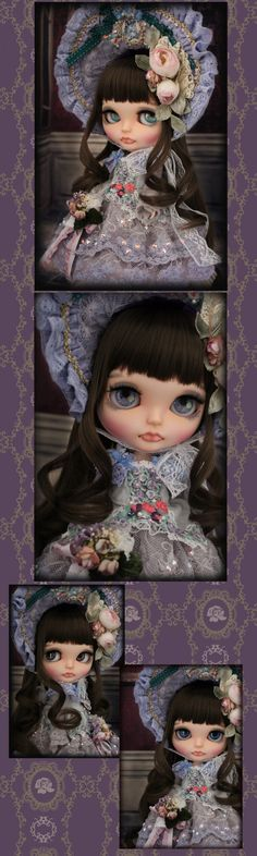 custom blythe, rinkya, japan, blythe dolls, collectibles