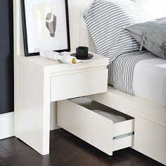 love the table and storage