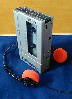 Vintage 'Ripoff' of Sony TPSL2 original Walkman tape