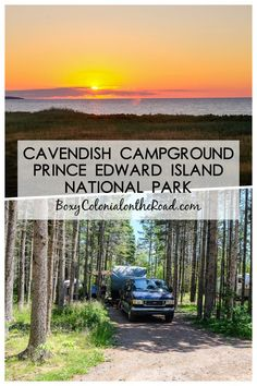 Family Travel, Family Camping, Rv Camping, Glamping, Cavendish Beach, Rv Parks And Campgrounds, Canadian Travel, Parks Canada, Off Road Adventure