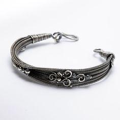 Lilium Bracelet - Sarah Thompson Bead&Button Show