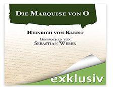 """Amazon: """"Die Marquise von O..."""" als kostenloses eBook & Hörbuch https://www.discountfan.de/artikel/c_gratis-angebot/amazon-die-marquise-von-o-als-kostenloses-ebook-hoerbuch.php Aktuell gibt es bei Amazon Heinrich von Kleists Werk """"Die Markise von O…"""" als kostenloses eBook und Hörbuch. Wer das Gratis-eBook bestellt, kann anschließend bei Audible das kostenlose Hörbuch laden. Die Marquise von O… als kostenloses eBook und Hörbuch (Bild: Ama.."""