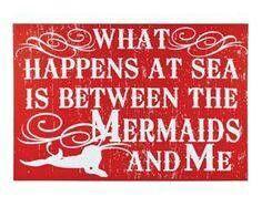 Mermaids and me!