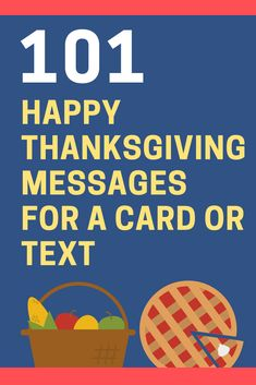 101 Best Happy Thanksgiving Messages and Quotes