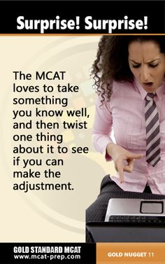 ... Take a full-length MCAT practice test, review every mistake, create