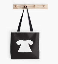 Monochrome Tote for under €20. Check out the full range at: http://www.redbubble.com/people/effychitshirts