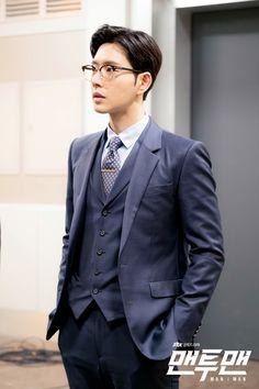 [12회] 말씀 속에 길이 있어 Park Hae Jin in Man To Man Korean drama  박해진 맨투맨