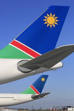 Mit großer Zeremonie wurde in 2013 in Toulouse, Frankreich einer der beiden neuen Flieger in der Flotte von Air Namibia in Empfang genommen. Der Airbus A330-200 wird von der Firma Intrepid Aviation geleast und auf der Verbindung zwischen Windhoek und Frankfurt/M. eingesetzt.