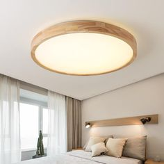 Item Type: Ceiling LightsIs Bulbs Included: YesLight Source: LED BulbsPower Source: ACVoltage: CQC,ce,CCCBody Material: Wood,IronInstall Style: Surface mountedStyle: ModernBase Type: WedgeMaterial: WoodNumber of light sources: Ceiling Light Fixtures, Modern Ceiling Light, Ceiling Lights, Ceiling Lights Living Room, Bedroom Light Fixtures, Round Light Fixture, Modern Lamp, Living Room Lighting, Room Lights