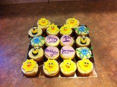 Yummy Cupcakes  #cupcakes  #diy #GBbirthday