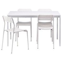 MELLTORP/ADDE τραπέζι και 4 καρέκλες - IKEA