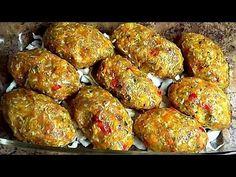 Ленивые голубцы по моему рецепту. Очень вкусные! - YouTube