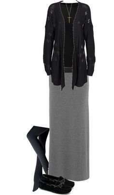 """Modest Outfit 146"" by christianmodesty ❤ liked on Polyvore"
