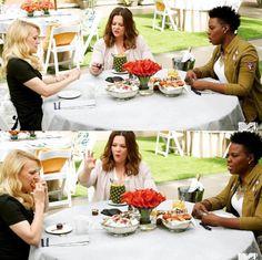 Ghostbusters Brunch - Melissa McCarthy , Kate McKinnon and Leslie Jones , Minus Kristen Wiig