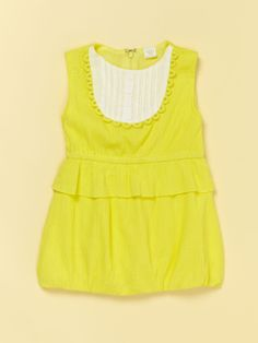 Pintuck Bubble Dress by Egg at Gilt