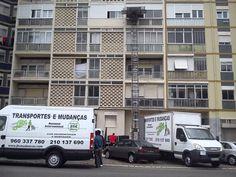 Empresas de Mudanças Lisboa