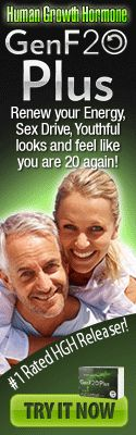 Being rated #1 all natural Human Growth Hormone releaser, Its mostly affective to make you start looking younger, feel much younger, and stay younger with your overall health so you're thinking Ok what else does GenF20 Plus work for? Is GenF20 any good? Let me explain to you very simple and honestly ..http://www.genf20.com/ct/286532
