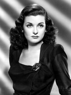 Joan Bennett ✾ (Sister of Constance Bennett) made dozens of film noir movies. Old Hollywood Movies, Golden Age Of Hollywood, Vintage Hollywood, Hollywood Glamour, Hollywood Stars, Classic Hollywood, Hollywood Actresses, Constance Bennett, Joan Bennett