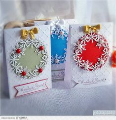 Head to the webpage to read more on DIY Christmas Projects Christmas Card Crafts, Homemade Christmas Cards, Christmas Cards To Make, Christmas Paper, Christmas Greetings, Homemade Cards, Handmade Christmas, Holiday Crafts, Christmas Projects
