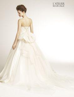 L'ATELIER MARIAGE(ラトリエマリアージュ):WHB048 レンタルウェディングドレス 大阪/東京/福岡