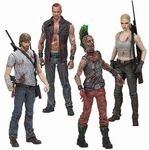 Complete Set of 4. Rick Grimes, Dwight, Andrea and Punk Zombie. Buy them now!