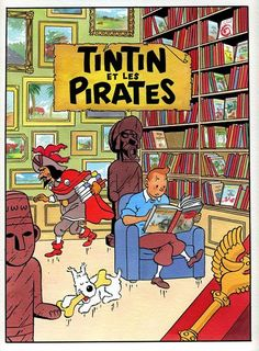 The NEW adventures ★ of TINTIN