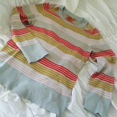 TORY BURCH Sweater Good condition. Needs dry cleaned. Has a few dirty spots, see photos. Has been worn Tory Burch Sweaters