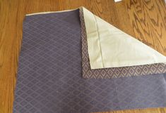 I talked to one of my aunts a while back and told her I would post a tutorial on how to wrap a box in fabric. Cardboard Organizer, Cardboard Storage, Cardboard Box Crafts, Fabric Storage Boxes, Fabric Boxes, Diy Interior Home Design, Diy Home Supplies, Fabric Covered Boxes, Fabric Basket Tutorial