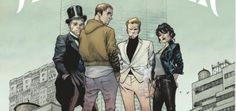 """Netflix is set to publish their first comic book from famed writer Mark Millar titled """"The Magic Order."""""""